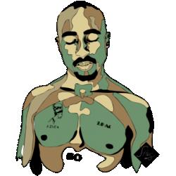 Tricou Tupac