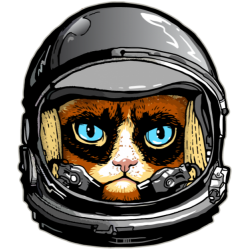 Grumpy Astronaut