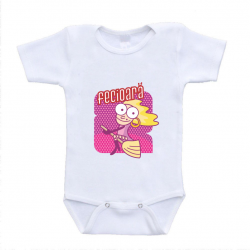 """Body bebelus cu zodie """"Fecioara"""""""
