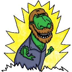 Chuck Nosaurus