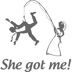 She Got Me!