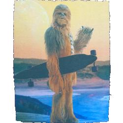 Skating Chewie