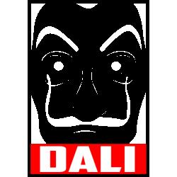 Tricou Salvador Dali