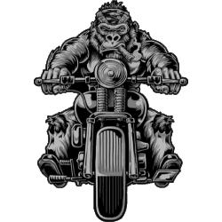 Biker Ape