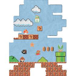 Shape Of Mario