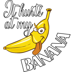 It Hurts At My Banana