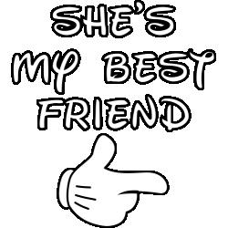 She's My Best Friend 1