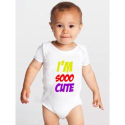 """Body bebelus """"I'm sooo cute"""