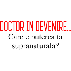 Doctor In Devenire