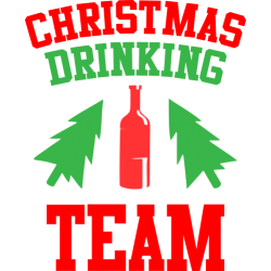 Christmas Drinking Team