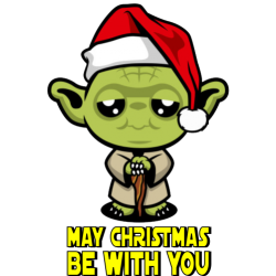 May Christmas Be With You