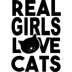 Real Girls Love Cats
