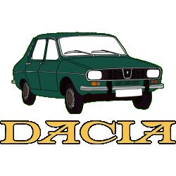 Tricou Dacia