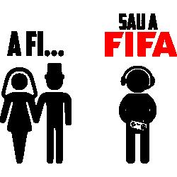 A fi sau a FIFA