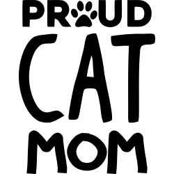 Proud Cat Mom