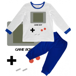 "Pijama copil ""Game Boy"""