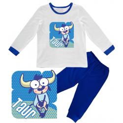 """Pijama copil Zodie """"Taur"""""""