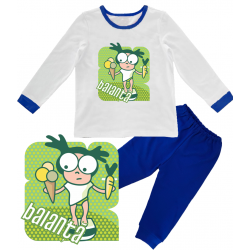 "Pijama copil Zodie ""Balanta"""