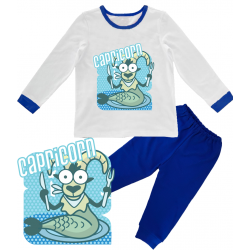 "Pijama copil Zodie ""Capricorn"""