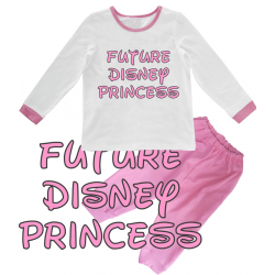"Pijama copil ""Future Disney Princess"""