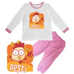 """Pijama copil Zodie """"Pesti"""""""