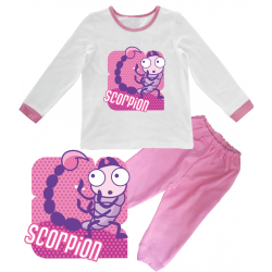 "Pijama copil Zodie ""Scorpion"""