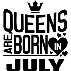 "Cana ""Queens Are Born In July"""