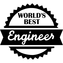 "Cana ""World's Best Engineer"""