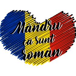 """Cana """"Mandru Ca Sunt Roman"""""""