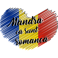 "Cana ""Mandra Ca Sunt Romanca"""