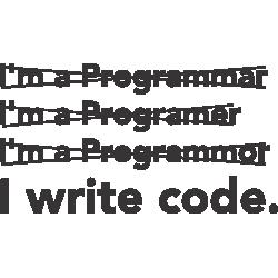 "Cana ""I Write Code"""
