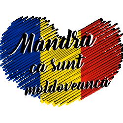 Mandra Ca Sunt Moldoveanca