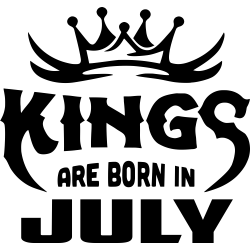 "Cana ""Kings Are Born In July"""