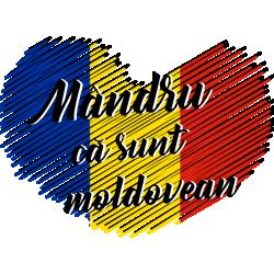 "Cana ""Mandru Ca Sunt Moldovean"""