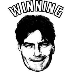 Charlie Sheen Winning