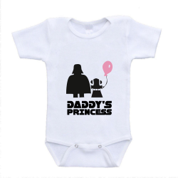 "Body bebelus ""Daddy's Princess"""