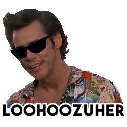 "Cana ""Jim Carrey Loohoozuher"""