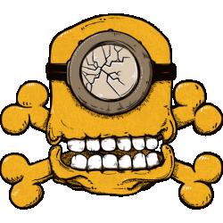 """Cana """"Minion Skull"""""""