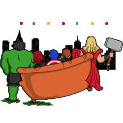 Avenger Friends
