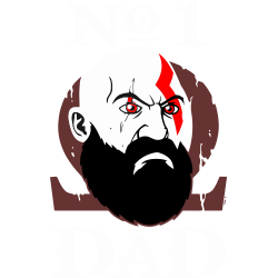 No1 Dad God Of War