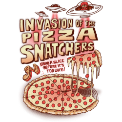 Invasion of the pizza snatchers