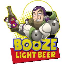 Booze Light Beer