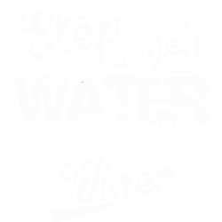 Step Aside Water
