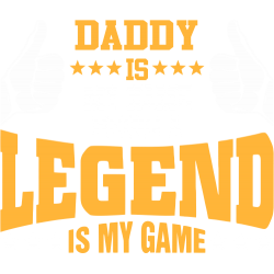 Legend Is My Game