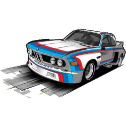 Tricou BMW Classic