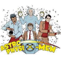 Astro PhysiX-Men