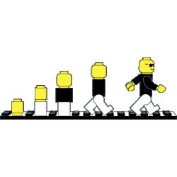 Evolution Of Lego