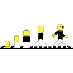 Evolution Of Lego