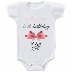 "Body Bebelus ""Best Birthday Gift"""