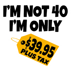 Only 39.95